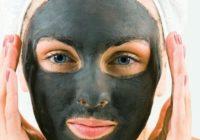 Maska no aktivētās ogles, lai attīrītu poras – labs līdzeklis pret porainu ādu
