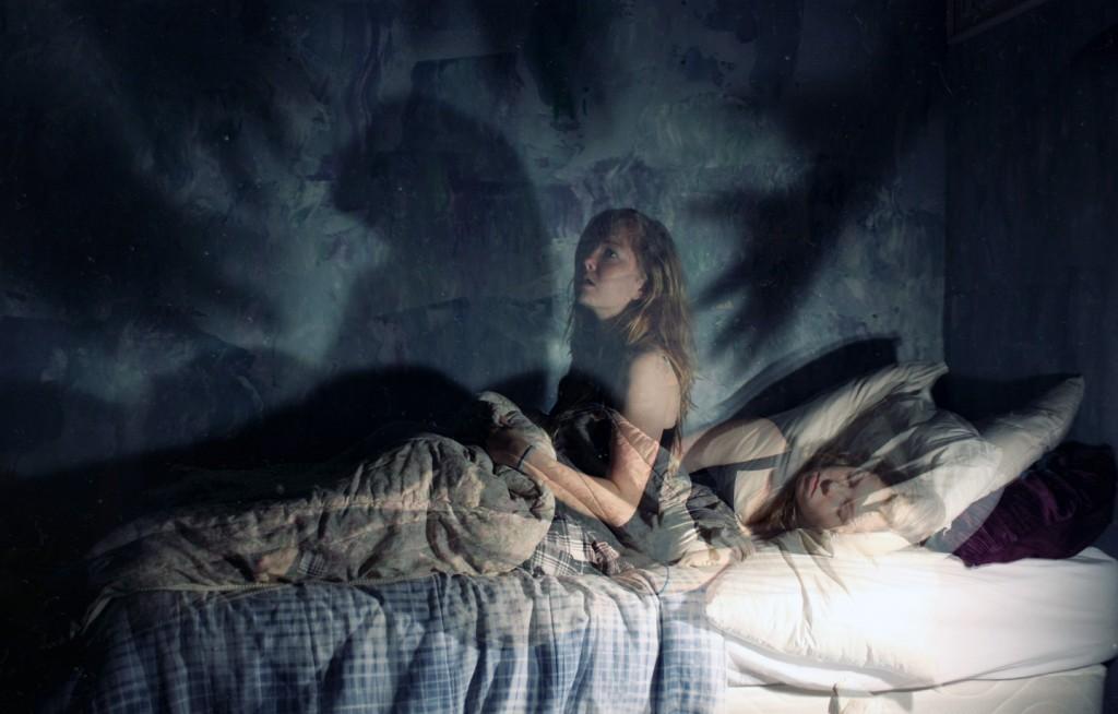 Miega paralīze