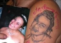 Kāds izskatījās pasaulē sliktākais tetovējums! Tu neticēsi, cik viņš ir tagad skaists