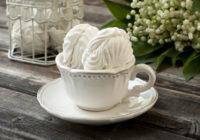 Recepte: kā mājās pagatavot lieliskus zefīrus