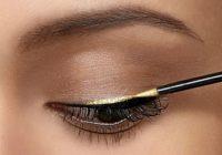 6 ģeniāli triki acu lainera uzklāšanai, kurus tev ir jāizmēģina