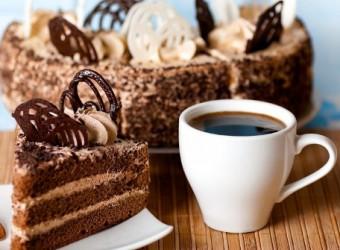 Kafijas torte