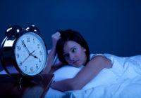 Bezmiegs stresa dēļ: ko darīt, ja nevari aizmigt