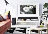 Kā integrēt interjerā televizoru? Ir varianti