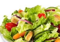 Pavasara spirgtums salātu bļodā: ko likt traukā?
