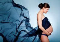 Brīnišķīgi foto – sportojošas grūtnieces