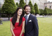 Karaliskās kāzās: Glītais zviedru princis precās ar modeli, kura bildējusies kaila