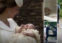 Princeses Šarlotes dzīvē pirmā lielā uzstāšanās un nozīmīgs notikums