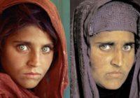 """Atrasta izaugusī bēgļu meitene no slavenā """"National Geographic"""" vāka. Kā viņai dzīvē gājis?"""
