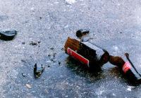 Šausmīgs uzbrukums precētam pārim: sieviete izģērbta un sadurta ar pudelēm