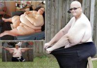 """Šoks: Mīlestības dēļ vīrietis """"nomet"""" 300 kilogramus!"""