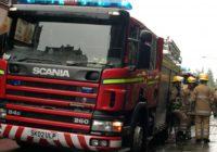 Ugunsdzēsējs esot izvaroja mazu meiteni pēc tam, kad viņš viņu izglāba no ugunsgrēka