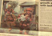 Ugunsdzēsējs izglāba meitenīti, bet 17 gadus vēlāk notika kas patiesi skaists