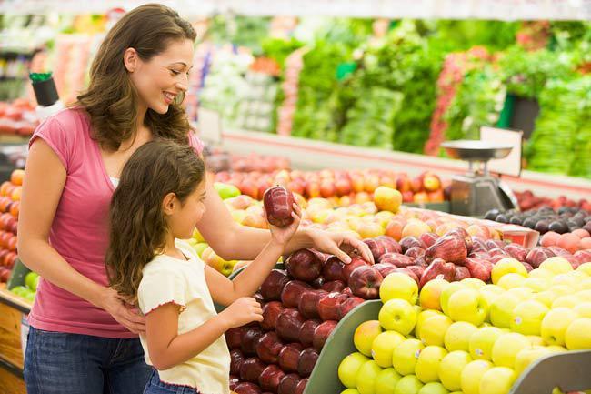 Non-Organic-Fruits
