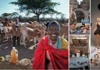 Foto projekts: ko un cik daudz ēd pasaules iedzīvotāji?