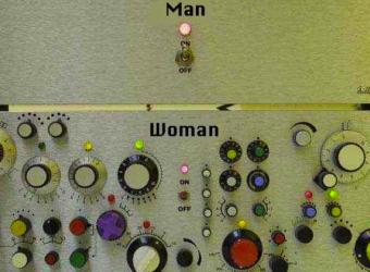 vīriešu sieviešu atšķirības