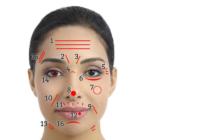 Pārsteidzoši: Ko par tavu veselību atklāj līnijas un grumbas uz sejas?