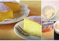 Siera kūka – tikai 3 sastāvdaļas. Bez miltiem un cukura!
