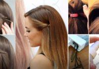 Noderīgi padomi, kā lietot matu saspraudes