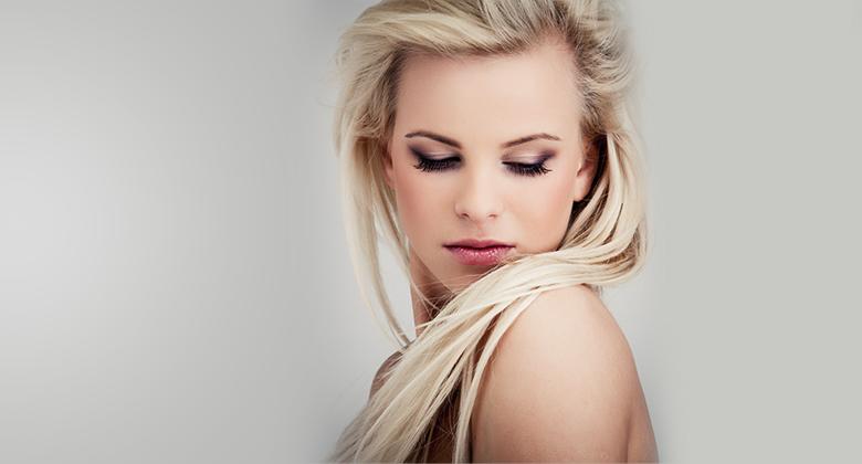 Brassy Tones in Blonde Hair