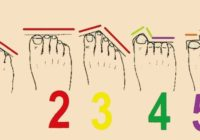 Lūk, ko tavu kāju pirkstu forma liecina par tavu raksturu