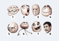 """TESTS: Izvēlies """"smaidiņu"""" un uzzini, ko tas liecina par tavu raksturu!"""