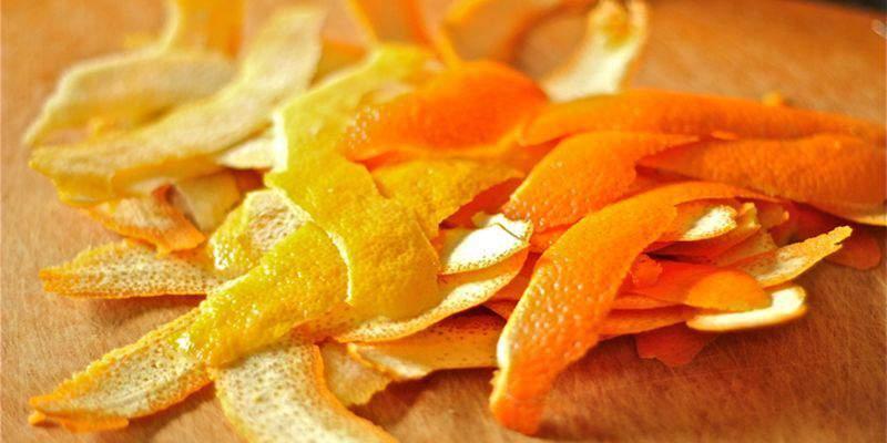 Apelsīnu miziņas