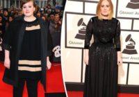 Kā ātri nomest 10 kg: Diēta, kas mainīja Adeles dzīvi- viņa zaudēja 14 kg un tagad izskatās labāk kā jebkad!