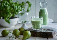 Piecas smūtiju receptes aktīvai un veselīgai dienai