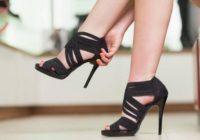 Sāpes nav jācieš! 5 vērtīgi podologu ieteikumi kā padarīt staigāšanu augstpapēžu apavos patīkamāku!