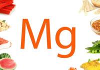10 superprodukti, kas satur organismam tik ļoti nepieciešamo magniju