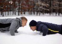Lai mīnusi nebiedē: ieteikumi sportošanai brīvā dabā. Jāelpo citādi!