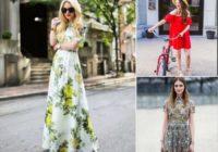 10 kleitas, kurām būtu jābūt katras mūsdienīgas sievietes garderobē!