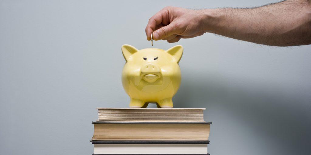 Saving Money for School