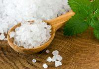 Jūras sāls veselībai un skaistumam: vannas, maskas, kompreses