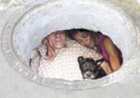 NETICAMI! Šis pāris dzīvo kanalizācijā jau 22 gadus! Kā tas ir iespējams?