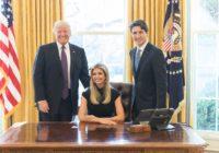 Cilvēki ir šausmās par šo Trampa meitas bildi – saskati, kas tajā ir nepareizs?