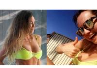 """Fitnesa modele izrāda savu """"brīvdienu puncīti"""", lai apgāztu nereālistiskos standartus"""