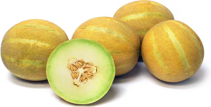 Melone veselībai