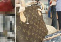 Taivāniešu vecmāmuļa 1000€ vērtu Louis Vuitton rokassomiņu piebāž ar ko tādu, kas liek smieties visam internetam!