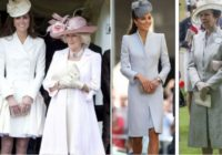 Kāpēc Kembridžas hercogiene Keita Mideltone kopē par sevi 2x vecāku dāmu stilu? (+FOTO)