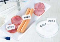 10 populāri pārtikas produkti, kuri bieži vien ir pārbagāti ar kaitīgām E-vielām