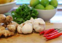 Ingvers, ķiploks, ābolu etiķis – labākās zāles pret nejauko artrītu
