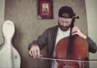 Latviešu čellists Mareks ieskaņo jaunu dziesmu – cik labi, ka mums ir tādi mākslinieki!
