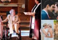 Emocionālas viendzimuma laulības, kas izkausēs ikviena sirdi (+ FOTO)
