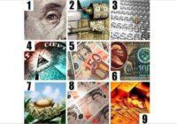 Izvēlies vienu no naudas zīmēm un uzzini, kāds bizness tev padotos