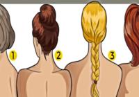 Lūk, ko par tavu raksturu var pateikt frizūra, ko tu nēsā