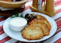 Gardās kartupeļu pankūkas – mēli var norīt!