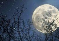 Šovakar iestājas Pilnmēness. Katrs Pilnmēness maina cilvēku dzīvi, tādēļ izlasi šo, lai tas tev nebūtu neveiksmīgs