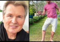 61 gadu vecais Aleksandrs Maļiņins pēc plastiskās operācijas ir neatpazīstams un kļuvis teju par precīzu sievas Emmas kopiju